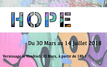 Exposition Hope Art Life Gallery Saint Raphael